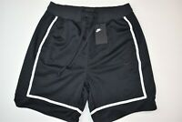 New Nike Men's NSW Black Shorts Loose Fit Below The Knee Size Medium CT5766-010