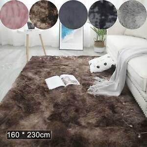 Anti-slip Plush Carpet Carpet Mat Living Room Floor Bedroom Carpet Home Decor