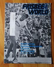 Frisbee Disc World Magazine Sept / Oct 1978 **VG-FREE SHIPPING**