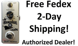 New Hot Box Pedals Gate Keeper Attitude Series Guitar Effects Pedal