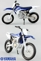 Yamaha YZF 450 - 1:12 Die-Cast Motocross Mx Motorbike Toy Model Bike Maisto