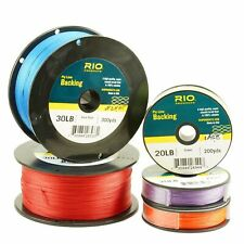 Rio Dacron Fly Line Backing - New Free Shipping