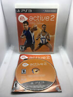 EA Sports Active 2 -Complete CIB - Very Good Cond. - Sony Playstation 3 PS3
