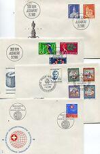 Schweiz - FDC 1966 ( 25894 )