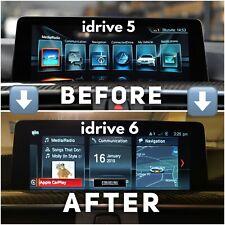 idrive 5 To idrive 6 NBT-EVO Plug And Play USB Coding
