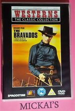 THE BRAVADOS - WESTERNS THE CLASSIC COLLECTION WTCCN37 DVD PAL GREGORY PECK OOP