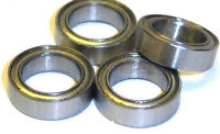 86683 Ball Bearings 12mm x 8mm x 3.5mm 4pc HSP Upgrades