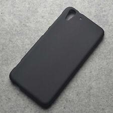 For HTC Desire Eye M910X Black TPU Matte Gel skin case cover