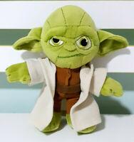 Star Wars Yoda Plush Toy Disney Lucasfilm Jedi Master Toy 18cm Tall!