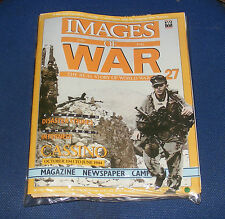 IMAGES OF WAR 1939-1945 NO.27 - CASSINO OCTOBER 1943 TO JUNE 1944