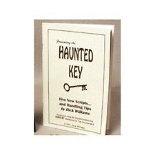 Haunted Key Booklet - Learn More Effects Than You Ever Thought Possible!