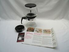 More details for vintage jaj pyrex drink master drinkmaster vacuum coffee maker jug cona style