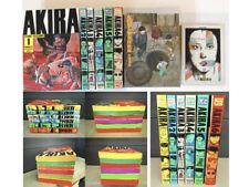 AKIRA Comic Total 6 volumes complete set&2Short comic/ Katsuhiro Otomo
