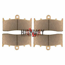 Front Brake Motorcycle Pads Set for BMW K1200 R850 R1100 R1150 R1200 Sintered