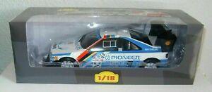 PEUGEOT 405 T16 PIKES PEAK - 1988 - A. VATANEN 1/18 SCALE RALLY CAR ALTAYA MODEL
