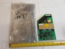 Reliance Automate Output Card - Printed Circuit Board - 115VAC 0-52712 New