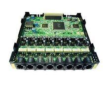 Panasonic KX-TDA3174 - 8 Port Analogue RJ11 Extension Card (SLC8) NEW [C0351E]
