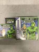 Nintendo Gameboy Advance Army Men