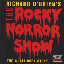 THE ROCKY HORROR SHOW richard o'brien (CD album) glam rock, musical, rock & roll