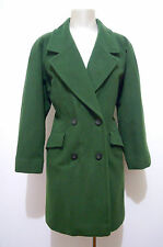 PENNY BLACK Cappotto Donna Lana Woman Wool Coat Sz.L - 46