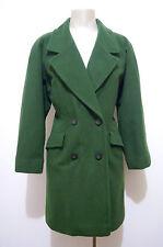 PENNY BLACK Cappotto Donna Lana Woman Wool Coat Sz.L - 46