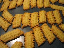 1000 g Spritzgebäck Plätzchen Kekse Gebäck selbst gemacht Geschenk