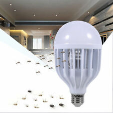 E27 Insects LED Zapper Anti Mosquito Light Bulb Lamp Flying Insects Moths Killer