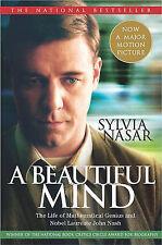 A BEAUTIFUL MIND. , Nasar, Sylvia. , Used; Very Good Book