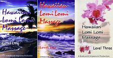 Lomi Lomi Hawaiian Massage & Spa Therapy Video - 3 DVD Set