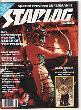 STARLOG #46 (5/81): Superman/Clash Of The Titans