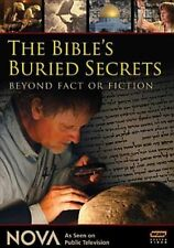 Bible's Buried Secrets 0783421429192 With Nova DVD Region 1