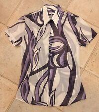 VJC Versace Cotton Silk Shirt Size S