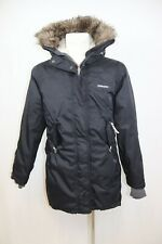 Didriksons Grundsund Woman's Long Lindsey Warmed Winter Quilted Parka sz 44