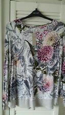 Gorgeous M&S Per una embellished stretchy   top size 14 BNWT £35 RRP
