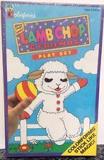 Lamb Chop & Friends Colorforms Play Set Vintage 1993 Sealed Box ~  RARE