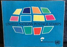 United Nations Postage Stamps, 1968 U.N. Soft Cover Edition