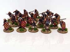 28mm Early Imperial Roman Auxiliaries - Painted & Based #1