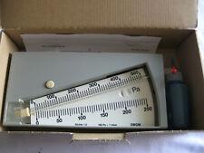 Schrägrohrmanometer Mehrbereichtsmanometer NEU und original verpackt