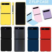 Für Samsung Galaxy Z Flip Schutzhülle Stoßfest Case Cover Tasche Hard Shell Etui