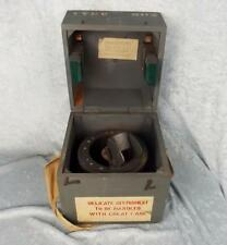 Cased Observers Compass Type S.O.2.