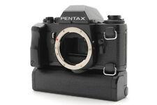 【 MINT w/ Winder & Grip】 Pentax LX Late Model 35mm SLR Film Camera from Japan494