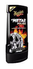 Meguiar's Meguiars All Metal Polish Hot Rims Paste - 236ml Detailing car truck