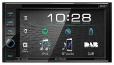 Kenwood DDX4019DAB Doppel-DIN CD/DVD/MP3-Autoradio Touchscreen Bluetooth DAB USB