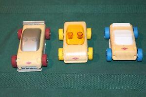 Automoblox Calello wooden car lot (3)