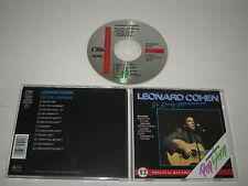 LEONARD COHEN/SI LONG MARIANNE(CBS/460500 2)CD ALBUM