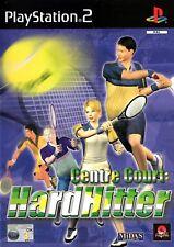 Centre Court: Hard Hitter PS2 (PlayStation 2) - Free Postage - UK Seller