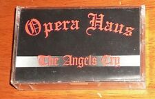"""CASSETTE TAPE by OPERA HAUS (SINGLE) """"THE ANGELS CRY"""" / PROMO COPY / MEGA RARE"""