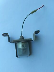 Datsun 73-82 620 720 NOS Complete License Plate Light 26510-B5500