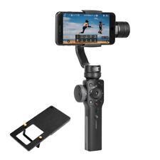 Zhiyun Smooth 4 3-Axis Handheld Smartphone Gimbal Stabilizer +Plate F Gopro Hero