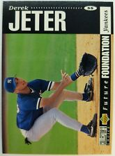 DEREK JETER Rookie RC, 1994 94 UD COLLECTOR'S CHOICE FUTURE FOUNDATION #644